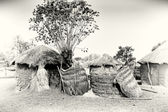 Gana evleri — Stok fotoğraf
