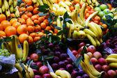 Ovoce trh — Stock fotografie