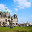 Stock Photo: Cathedral in Berlin