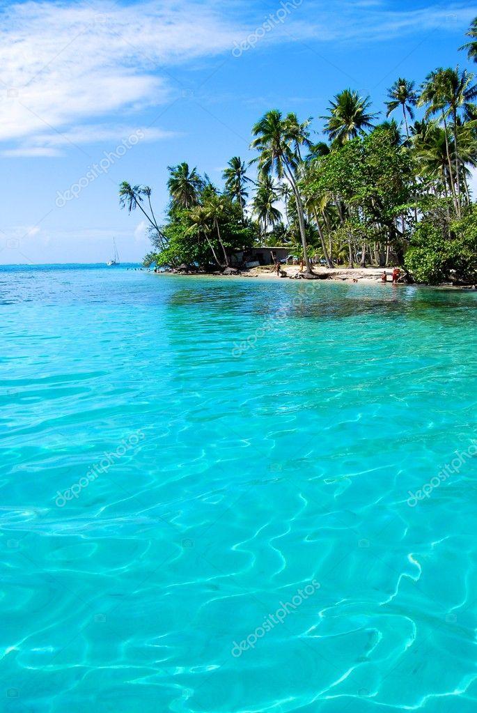 在波拉波拉岛度蜜月.法属波利尼西亚