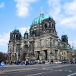 Stock Photo: Cathedral in Berlin.