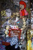 Urban Art Berlin — Stock Photo