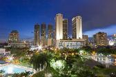 Bangkok City scape — Stok fotoğraf