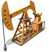 Oil pump — Stock Photo