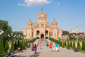 Saint Gregory the Illuminator Cathedral — Stock Photo