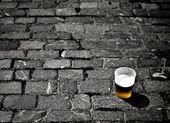 Glass beer — Stock Photo