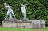 Boboli garden Tuscany — Stock Photo