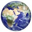 Stock Photo: Earth globe