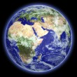 earth globe — Stock Photo #11557592