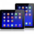 Tablet PC — Stock Photo