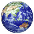 Earth globe — Stock Photo #11557656
