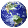 Earth globe — Stock Photo #11557662