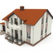 3d house — Stock Photo #11559967
