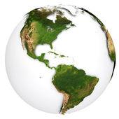 Pianeta terra — Foto Stock