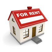 For rent — Stock Photo