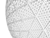 3d sphere — Stock Photo