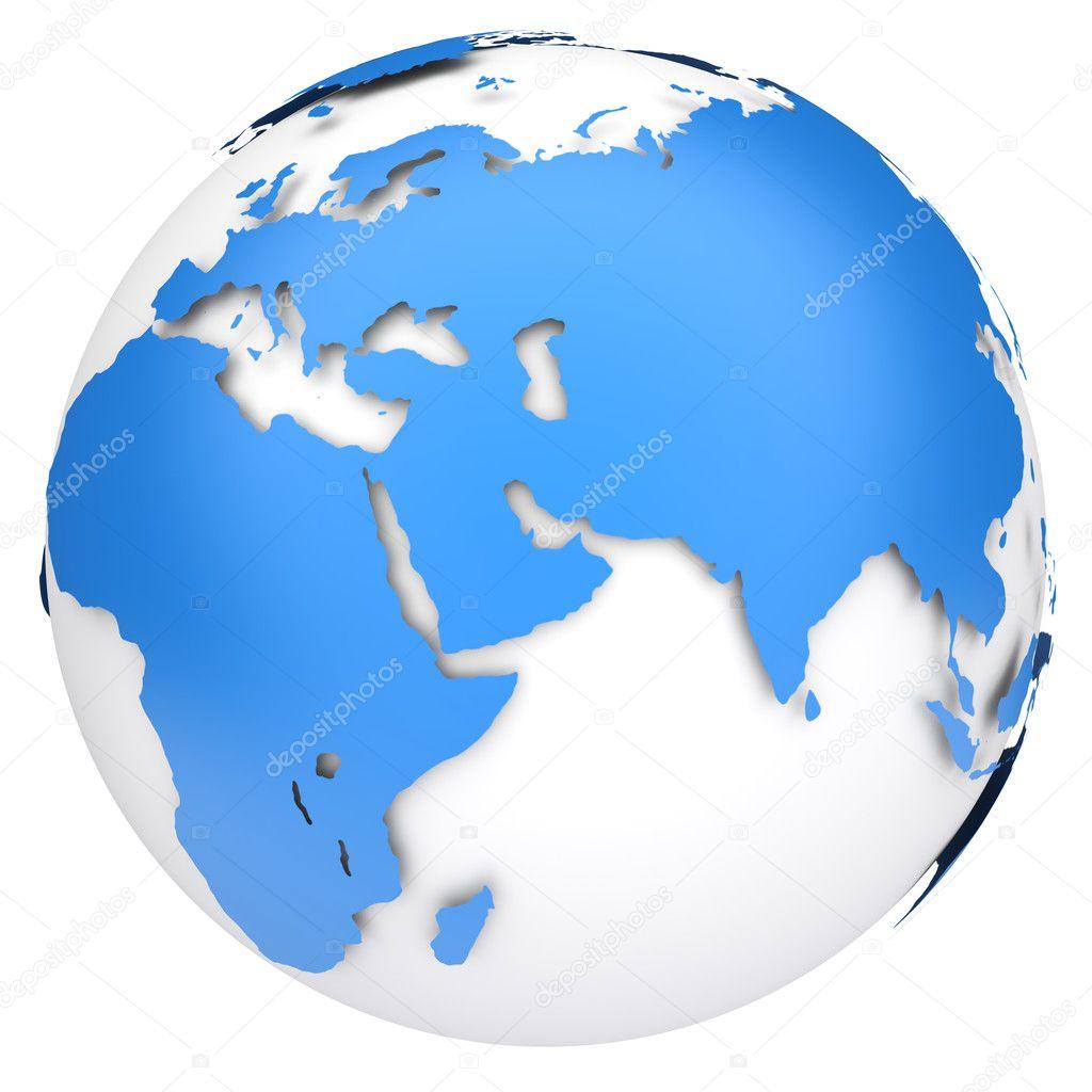 Фото земли глобус