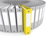 The right folder — Stock Photo