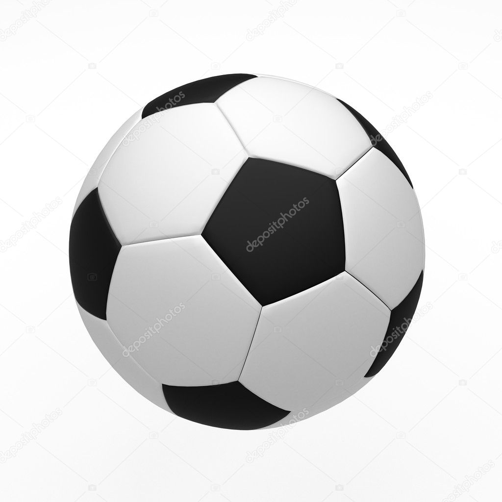 Soccer ball — Stock Photo #11567302
