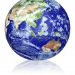 Earth globe — Stock Photo #11603904
