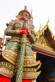 Guardian at Grand Palace — Stock Photo