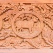 Wood carvings — Stock Photo