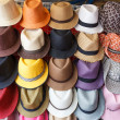 Stock Photo: Fashion hat shop