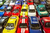 Toy car — Stock Photo