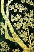 Arte pittura tradizionale stile thai — Foto Stock