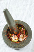 Mortel — Stockfoto