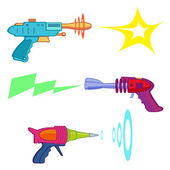 Ray Gun — Stock Vector