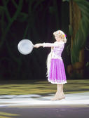 Rapunzel from Tangled on Ice — Foto de Stock