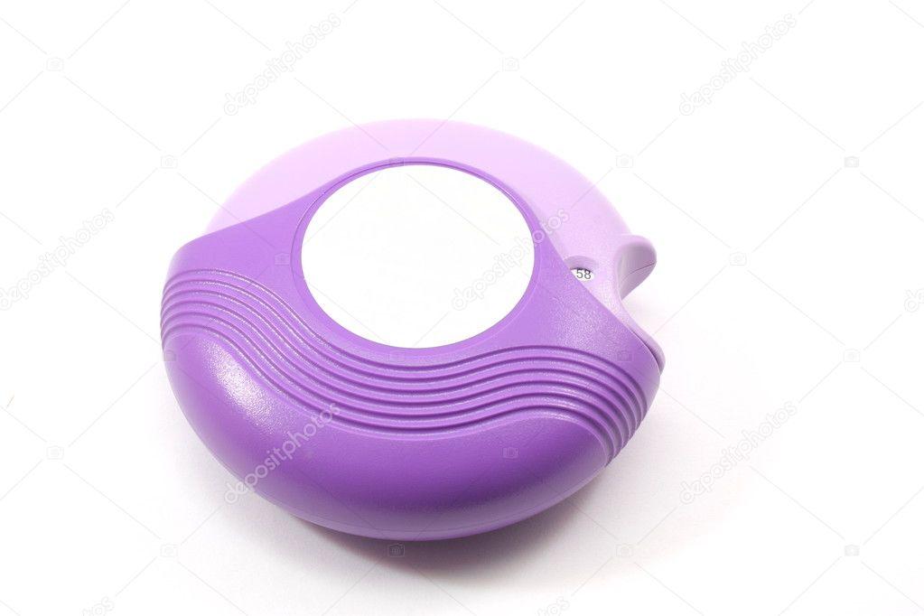 steroid inhaler asthma