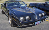 1980 Pontiac Firebird Trans Am — Stock Photo