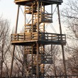 Fire Watch Tower — Stock Photo