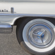 Stock Photo: 1959 Oldsmobile Dynamic 88 Close Up