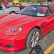 2012 Corvette Red — Stock Photo #11852505