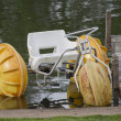 Water Trike - Stock Photo