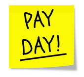 Pay Day! — Stock Photo