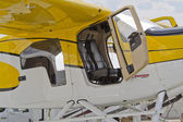 Expedition 350 Sea Plane Close up open door — Stock Photo