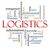 Logistics Concept — Stock Photo