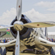Super Corsair 74 close up — Stock Photo #12190314