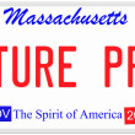 Future President License Plate — Stock Photo #12211718