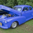 1947 Chevy 2 Door Coupe side view — Stock Photo #12330069