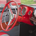 ������, ������: 1957 Chevy Convertible Steering Wheel