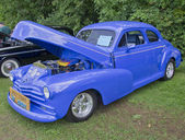 1947 Chevy 2 Door Coupe side view — Stock Photo
