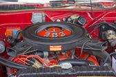 1970 plymouth cuda motoru — Stok fotoğraf