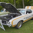 Stock Photo: 1972 Hurst Oldsmobile Indianapolis 500 Pace Car