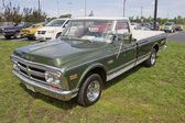 1970 gmc sierra grand — Stockfoto