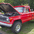 ������, ������: Red 1979 Jeep Pickup Truck